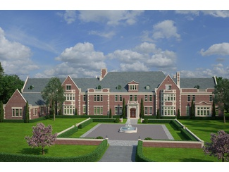 A Grand Estate: The Crown Jewel of Westchester & The Epitome of Luxury and Privacy